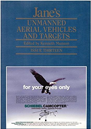Jane's Unmanned Aerial Vehicles and Targets 1995-96