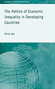 The Politics of Economic Inequality in Developing Countries (International Political Economy Series)